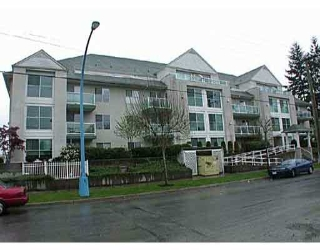 Main Photo: 302 1519 GRANT AV in Port_Coquitlam: Glenwood PQ Condo for sale (Port Coquitlam)  : MLS®# V363642