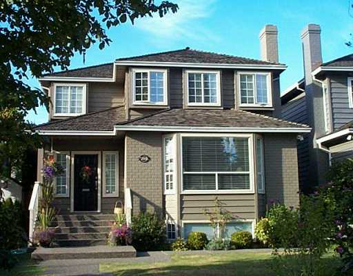 Main Photo: 3733 W 39TH AV in Vancouver: Southlands House for sale (Vancouver West)  : MLS(r) # V610617