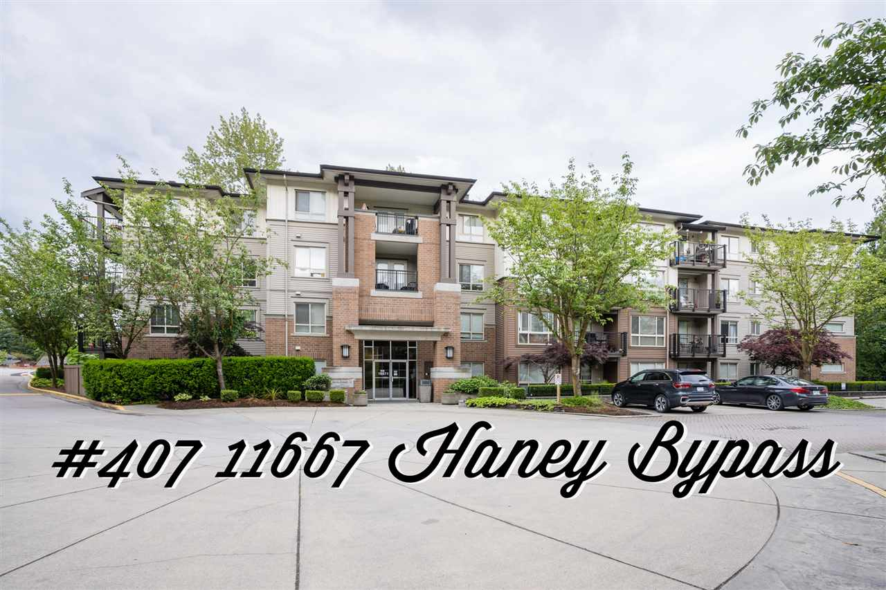 FEATURED LISTING: 407 - 11667 HANEY Bypass Maple Ridge