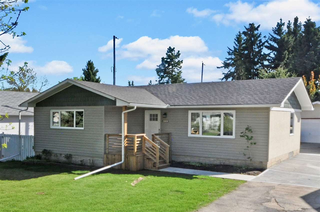 FEATURED LISTING: 309 FIR Street Sherwood Park