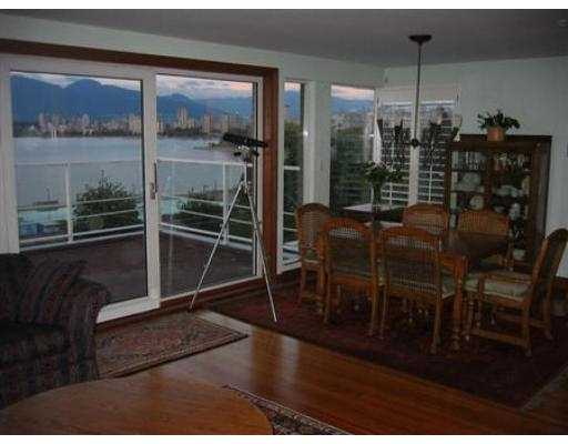 "Photo 3: PH 2368 CORNWALL AV in Vancouver: Kitsilano Condo for sale in ""BEACHVIEW TERRACE"" (Vancouver West)  : MLS(r) # V560844"