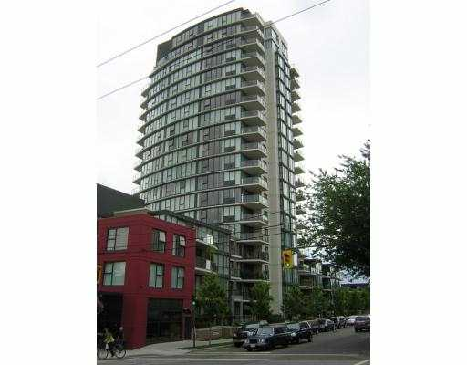 "Main Photo: 1304 1483 W 7TH AV in Vancouver: Fairview VW Condo for sale in ""VERONA AT PORTICO"" (Vancouver West)  : MLS® # V601730"