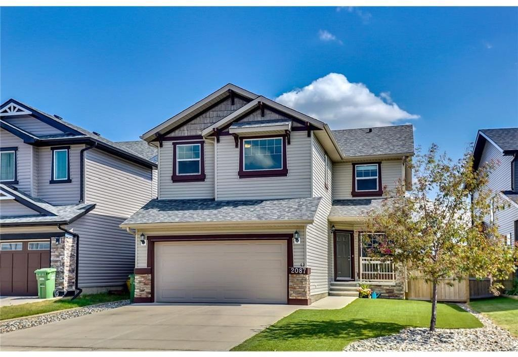FEATURED LISTING: 2087 Luxstone Boulevard Southwest Airdrie