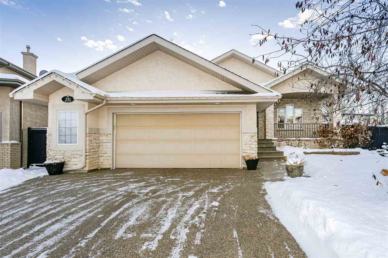 FEATURED LISTING: 251 TORY Crescent Edmonton