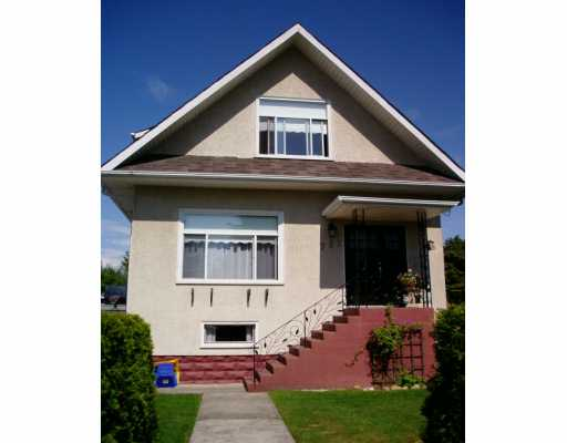 Main Photo: 731 5TH ST in New Westminster: GlenBrooke North House for sale : MLS®# V588987