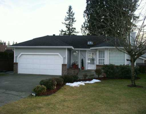 Main Photo: 19270 123RD Ave in Pitt Meadows: Mid Meadows House for sale : MLS® # V625638