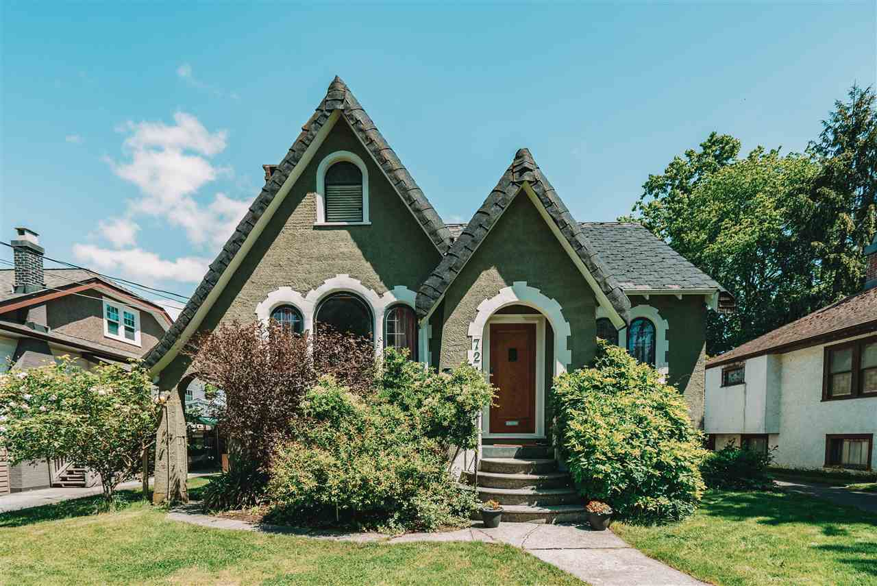FEATURED LISTING: 721 FIFTH Street New Westminster