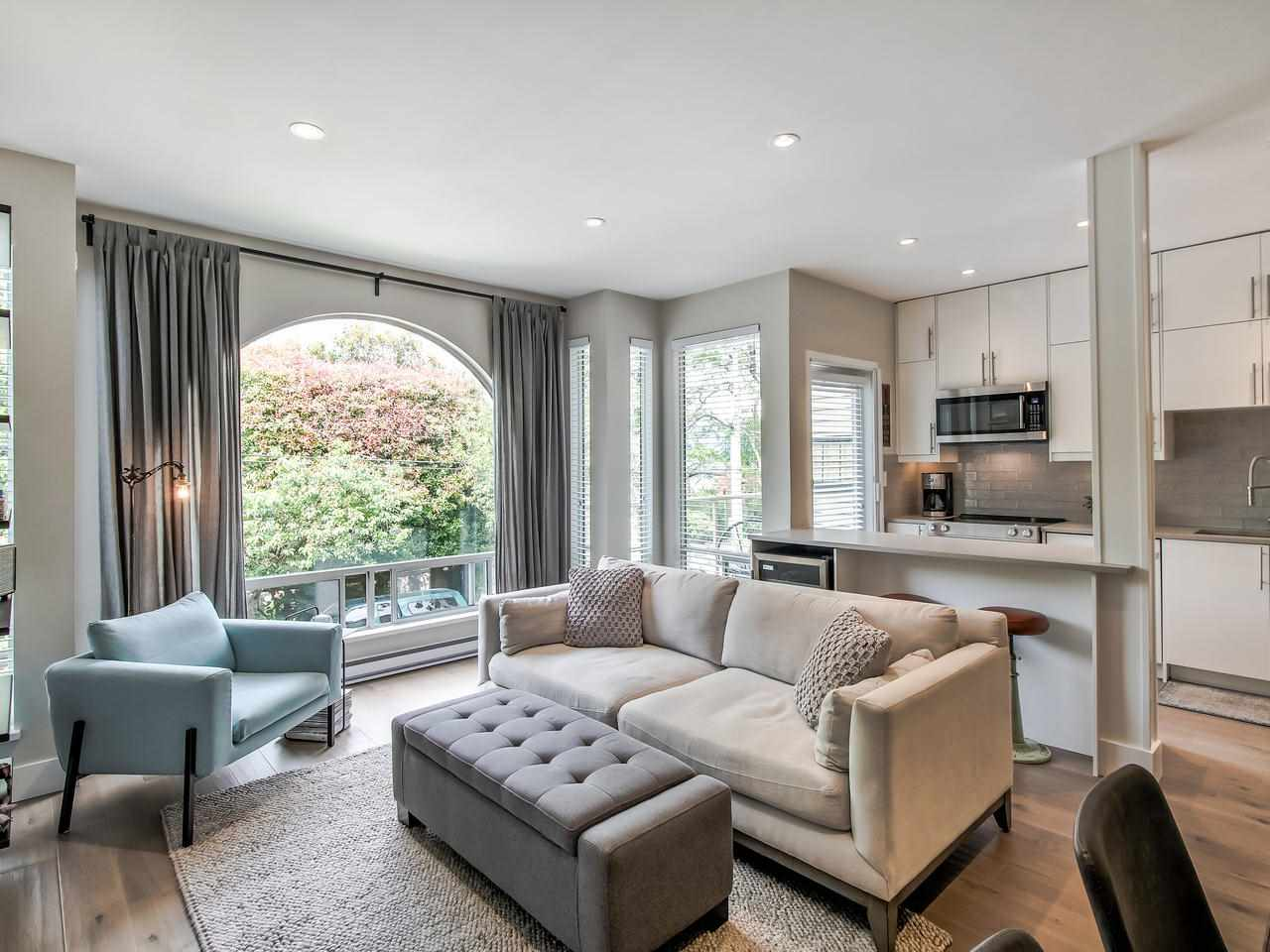 FEATURED LISTING: 206 - 1100 7TH Avenue West Vancouver