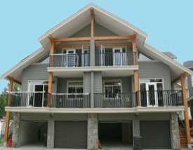 "Photo 1: 33 39760 GOVERNMENT RD: Brackendale Townhouse for sale in ""ARBOURWOODS"" (Squamish)  : MLS® # V577559"