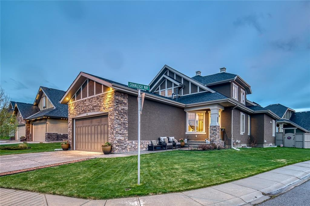 FEATURED LISTING: 278 CRANLEIGH Place Southeast Calgary
