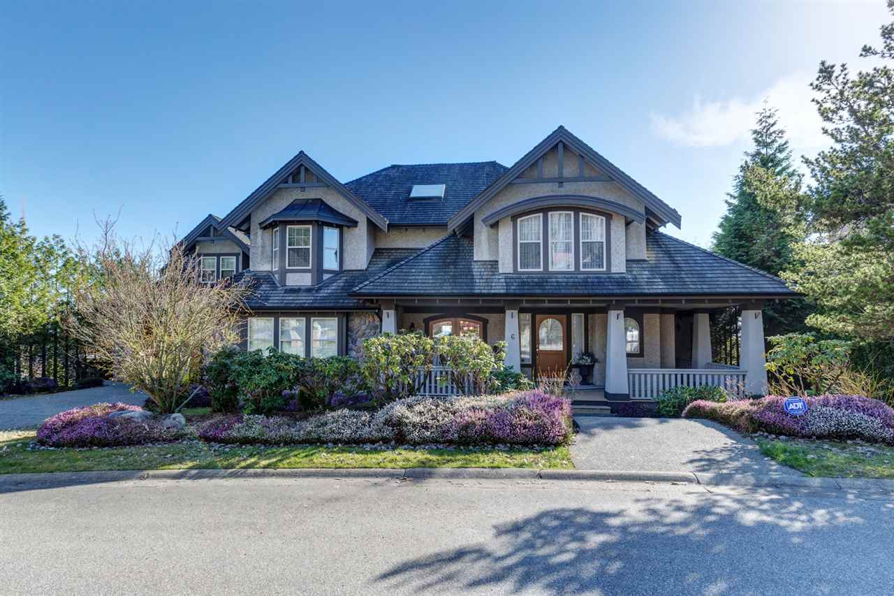 FEATURED LISTING: 6 KINGSWOOD Court Port Moody