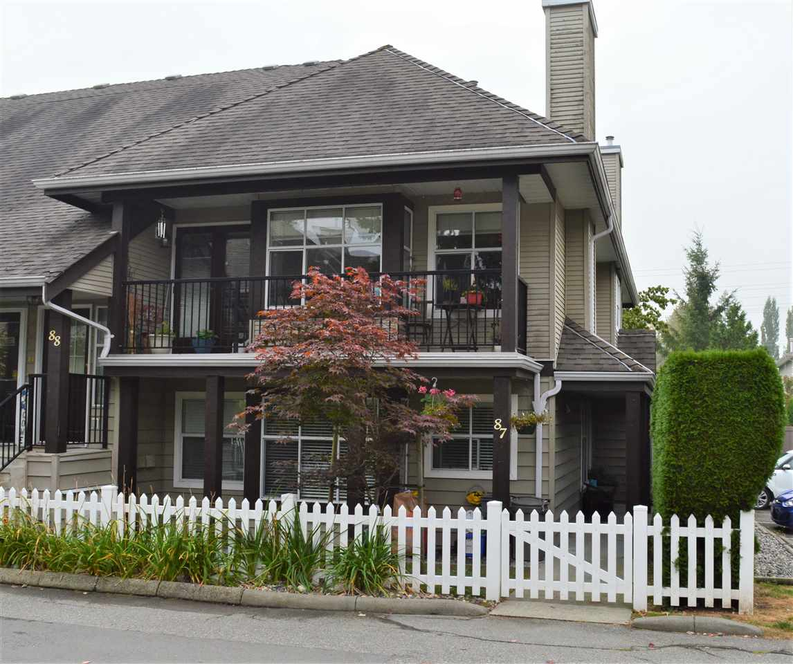 FEATURED LISTING: 87 - 12099 237 Street Maple Ridge