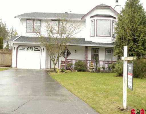 Main Photo: 21564 94A AV in Langley: Walnut Grove House for sale : MLS® # F2602927