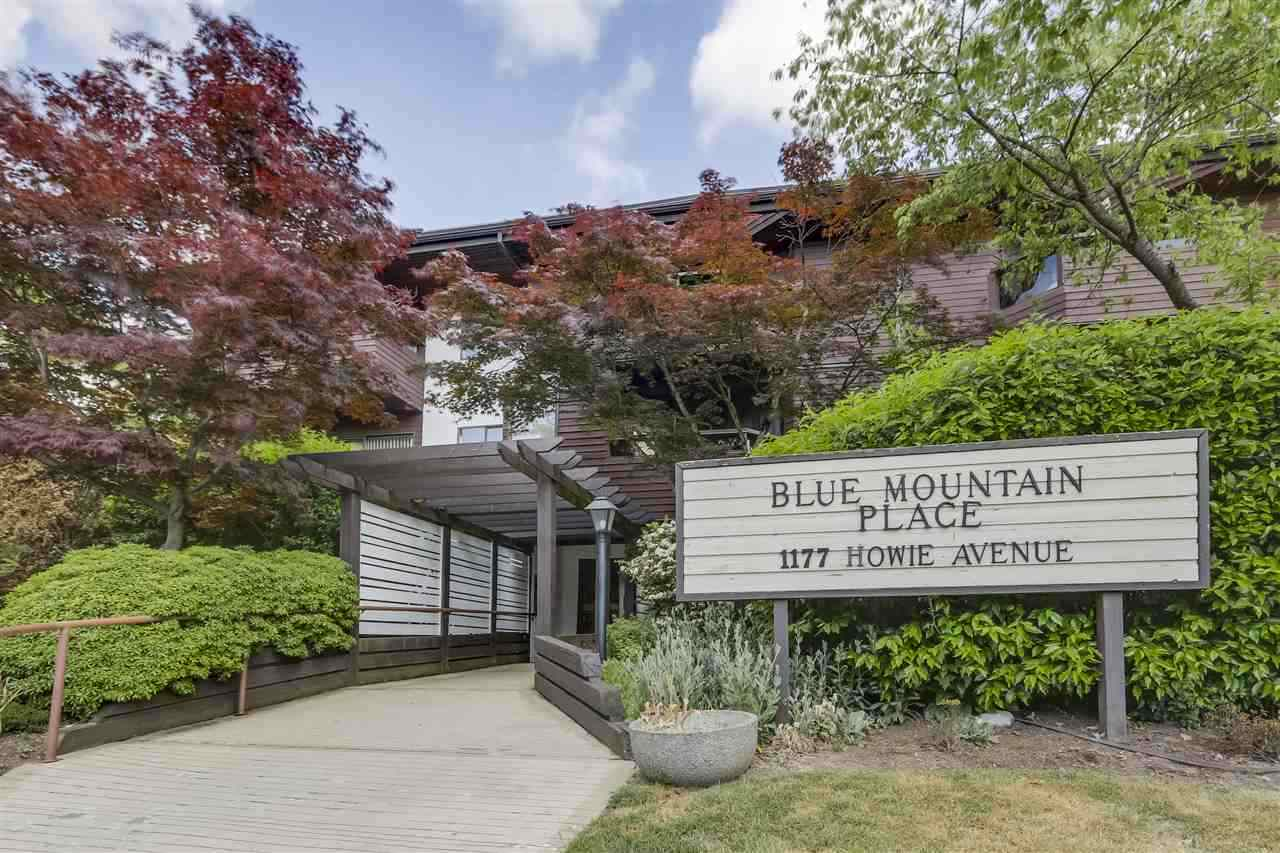 FEATURED LISTING: 105 1177 HOWIE Avenue Coquitlam