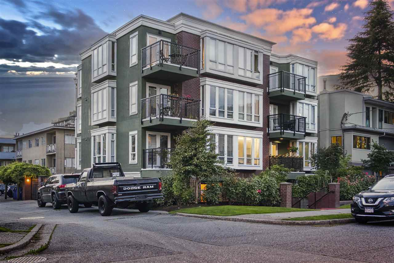 FEATURED LISTING: 203 - 2825 ALDER Street Vancouver
