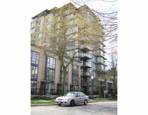 Main Photo: 605 1650 W7th AV in Vancouver: Fairview VW Condo for sale (Vancouver West)  : MLS® # V589628