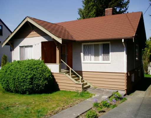 Main Photo: 223 DURHAM ST in New Westminster: GlenBrooke North House for sale : MLS(r) # V569415