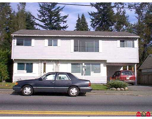 Main Photo: 10122 128TH ST in Surrey: Cedar Hills House for sale (North Surrey)  : MLS® # F2508648