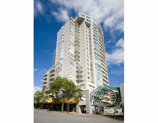 "Main Photo: 1202 1500 HOWE ST in Vancouver: False Creek North Condo for sale in ""THE DISCOVERY"" (Vancouver West)  : MLS(r) # V602479"