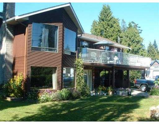 Main Photo: 1120 SUNNYSIDE RD in Gibsons: Gibsons & Area House for sale (Sunshine Coast)  : MLS® # V550140