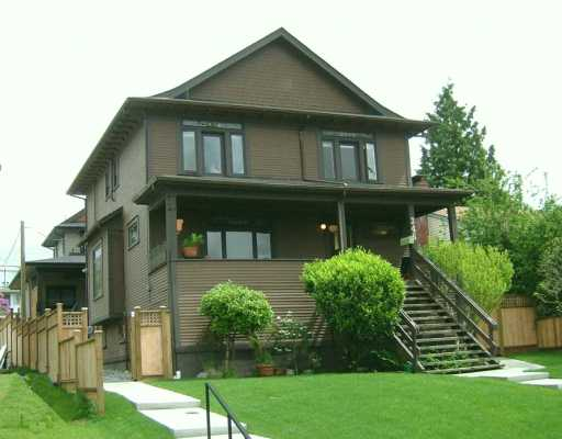 Main Photo: 346 E 5TH ST in North Vancouver: Lower Lonsdale House for sale : MLS® # V592356