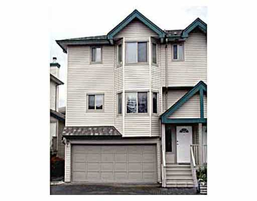 Main Photo: 13 2420 PITT RIVER RD in Port_Coquitlam: Mary Hill Townhouse for sale (Port Coquitlam)  : MLS® # V391715