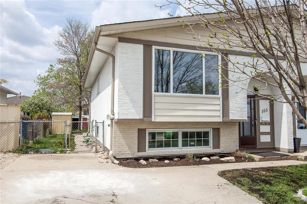 FEATURED LISTING: 103 Bernadine Crescent Winnipeg