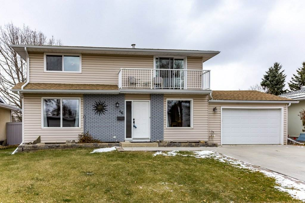 FEATURED LISTING: 46 Greenbrier Crescent St. Albert