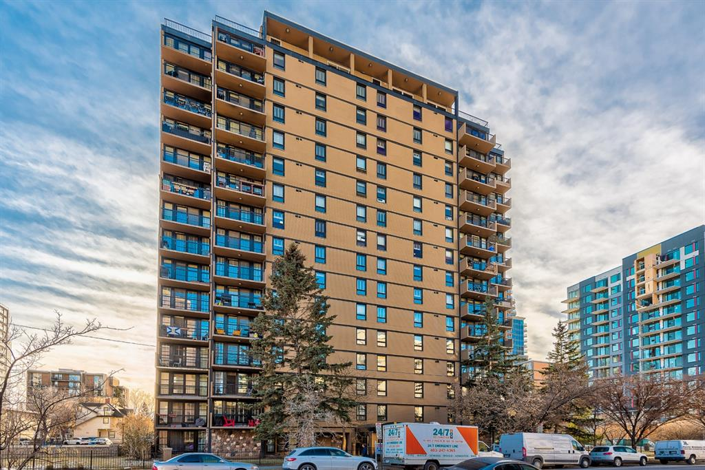 FEATURED LISTING: 804 - 733 14 Avenue Southwest Calgary