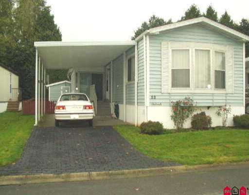 "Main Photo: 22 13507 81ST AV in Surrey: Queen Mary Park Surrey Manufactured Home for sale in ""Boulvard Estates"" : MLS®# F2525186"