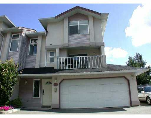 Main Photo: 18 2538 PITT RIVER RD in Port_Coquitlam: Mary Hill Townhouse for sale (Port Coquitlam)  : MLS® # V298650