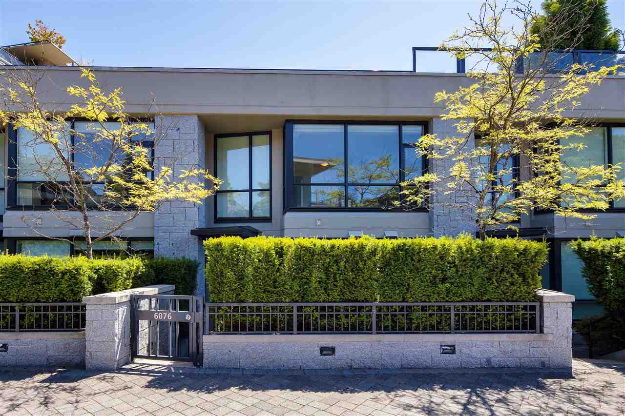 FEATURED LISTING: 6076 CHANCELLOR Mews Vancouver