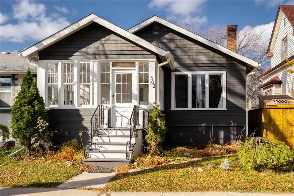 FEATURED LISTING: 302 Aubrey Street Winnipeg