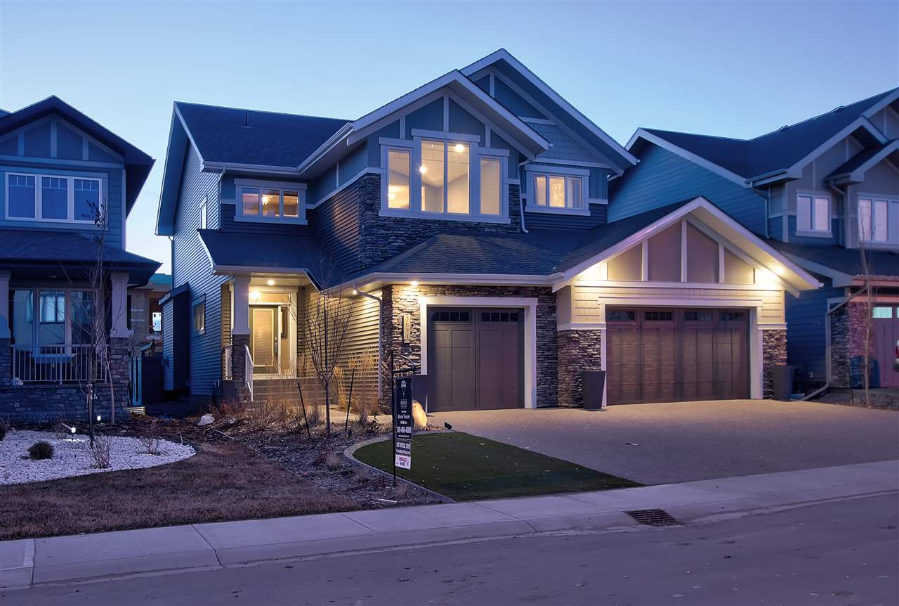 FEATURED LISTING: 3694 WESTCLIFF Way Edmonton