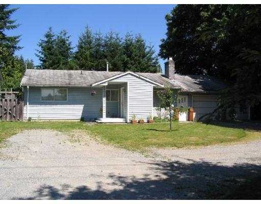 Main Photo: 24851 DEWDNEY TRUNK RD in Maple Ridge: Websters Corners House for sale : MLS® # V552013