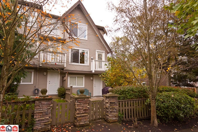 Main Photo: # 34 15355 26TH AV in Surrey: Condo for sale (South Surrey White Rock)  : MLS® # F1025838