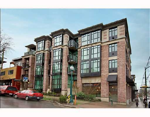 "Main Photo: # 404 2515 ONTARIO ST in Vancouver: Mount Pleasant VW Condo for sale in ""ELEMENTS"" (Vancouver West)  : MLS(r) # V710878"