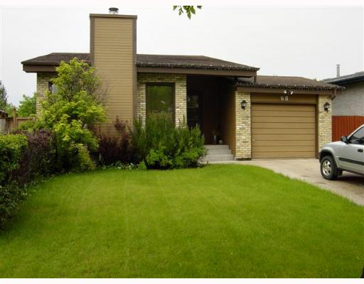 Main Photo: 68 NUTLEY Circle in WINNIPEG: St Vital Single Family Detached for sale (South East Winnipeg)  : MLS® # 2710212