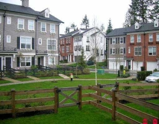 "Main Photo: 82 15075 60TH Avenue in Surrey: Sullivan Station Townhouse for sale in ""Natures Walk"" : MLS® # F2716594"