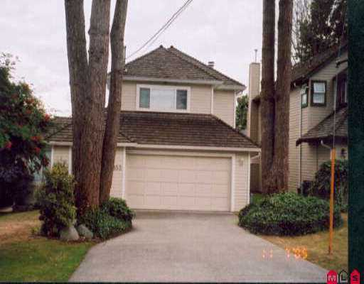 Main Photo: 1353 130TH ST in White Rock: Crescent Bch Ocean Pk. House for sale (South Surrey White Rock)  : MLS® # F2515877