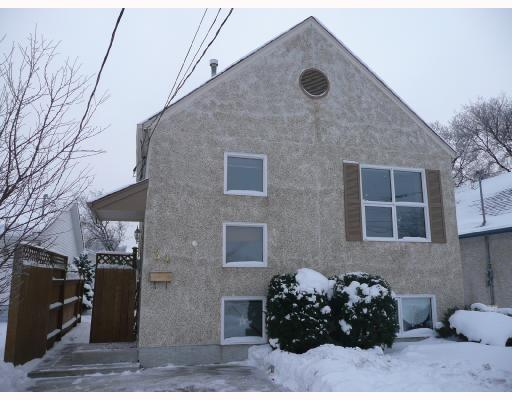 Main Photo: 34 HINDLEY Avenue in WINNIPEG: St Vital Residential for sale (South East Winnipeg)  : MLS® # 2800151