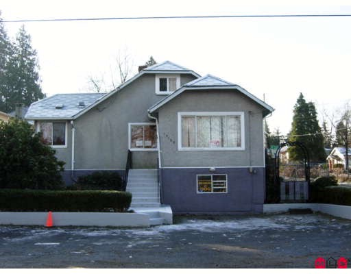 Main Photo: 13102 111TH Avenue in Surrey: Whalley House for sale (North Surrey)  : MLS® # F2802347
