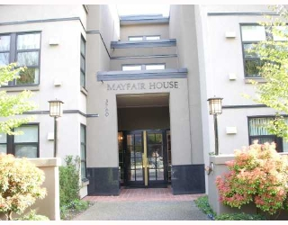 "Main Photo: 214 3760 W 6TH Avenue in Vancouver: Point Grey Condo for sale in ""MAYFAIR HOUSE"" (Vancouver West)  : MLS® # V706811"