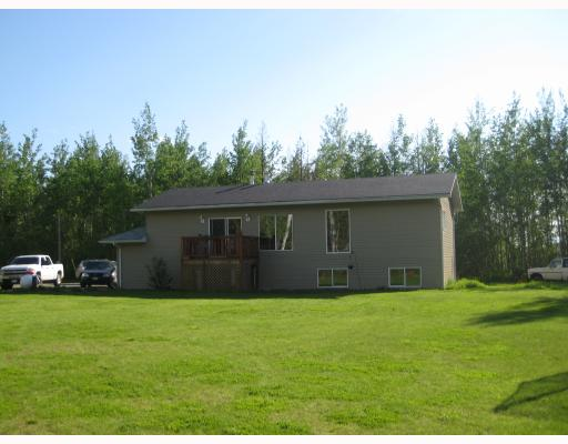 "Main Photo: 8250 JOHNSON Road in Prince_George: Pineview House for sale in ""PINEVIEW"" (PG Rural South (Zone 78))  : MLS®# N183293"