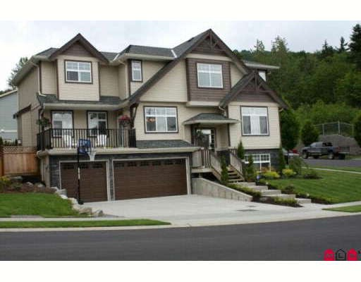 "Main Photo: 36288 WESTMINSTER Drive in Abbotsford: Abbotsford East House for sale in ""Kensington Park"" : MLS® # F2817721"