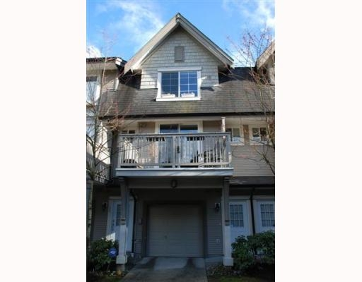 Main Photo: 23-8415 Cumberland Place in Burnaby: Townhouse for sale : MLS® # V757296