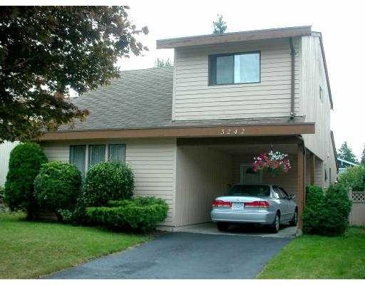 Main Photo: 3242 Dunkirk Avenue in coquitlam: New Horizons House for sale (Coquitlam)  : MLS® # v664011