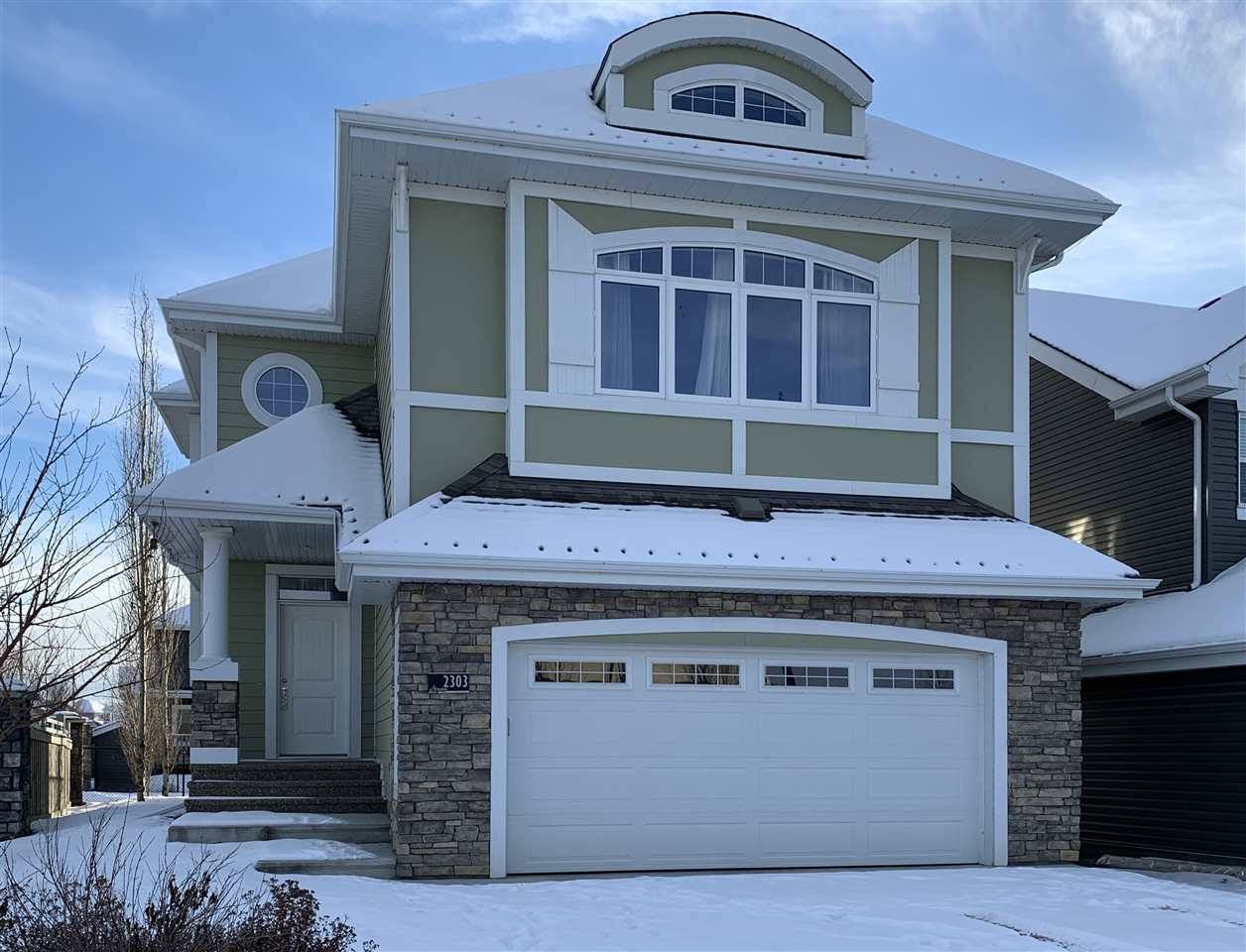 FEATURED LISTING: 2303 SPARROW Crescent Edmonton