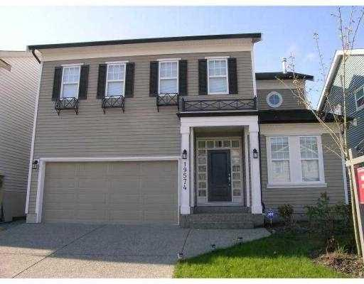 "Main Photo: 19574 HOFFMANN Way in Pitt Meadows: South Meadows House for sale in ""SAWYER'S LANDING"" : MLS® # V642043"
