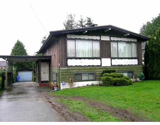 "Main Photo: 6260 ROYAL OAK Ave in Burnaby: Forest Glen BS House for sale in ""FOREST GLEN"" (Burnaby South)  : MLS®# V643851"